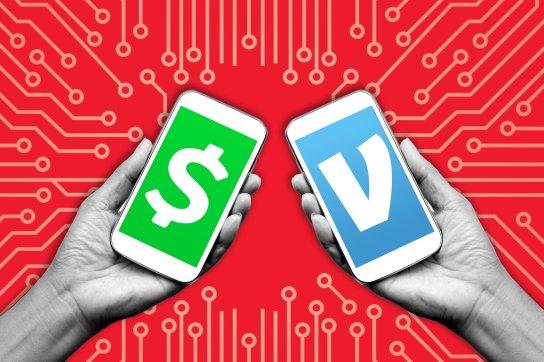 cash app venmo